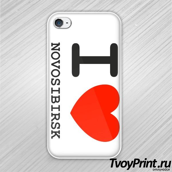 Чехол iPhone 4S Новосибирск