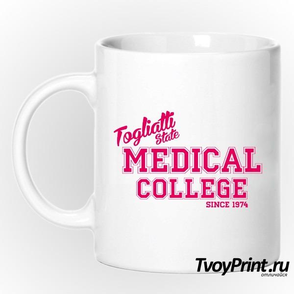 Кружка Медицинский колледж