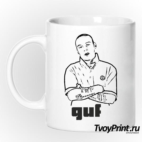 Кружка GUF