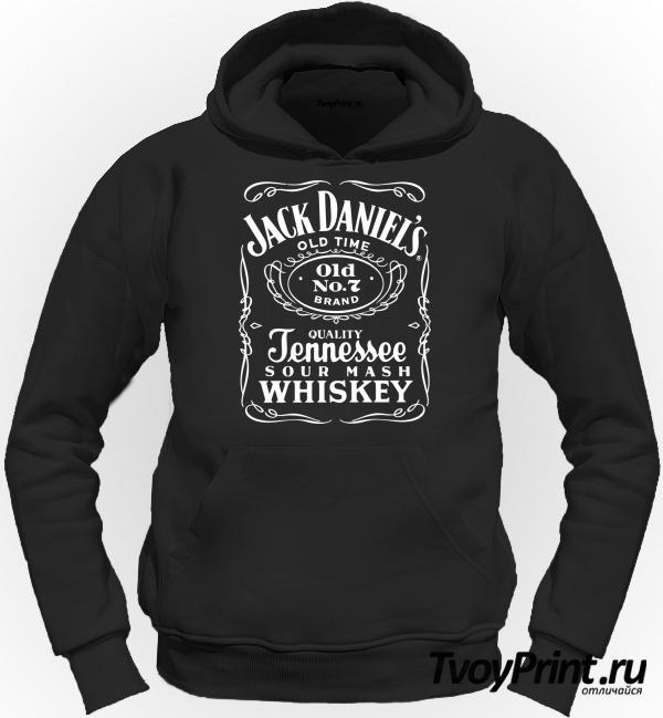 Толстовка Jack Daniels