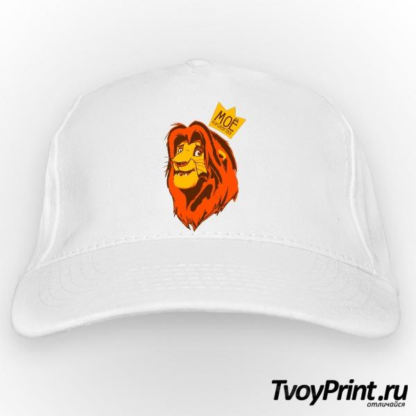 Бейсболка Король лев