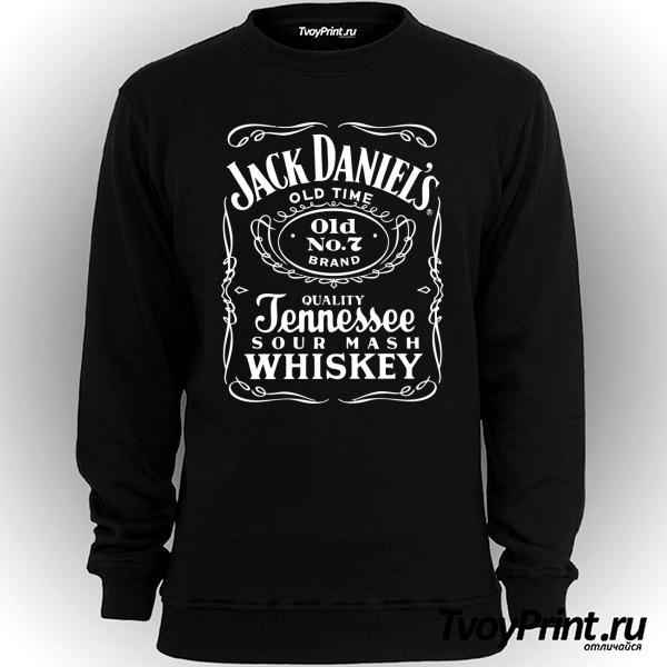 Свитшот Jack Daniels