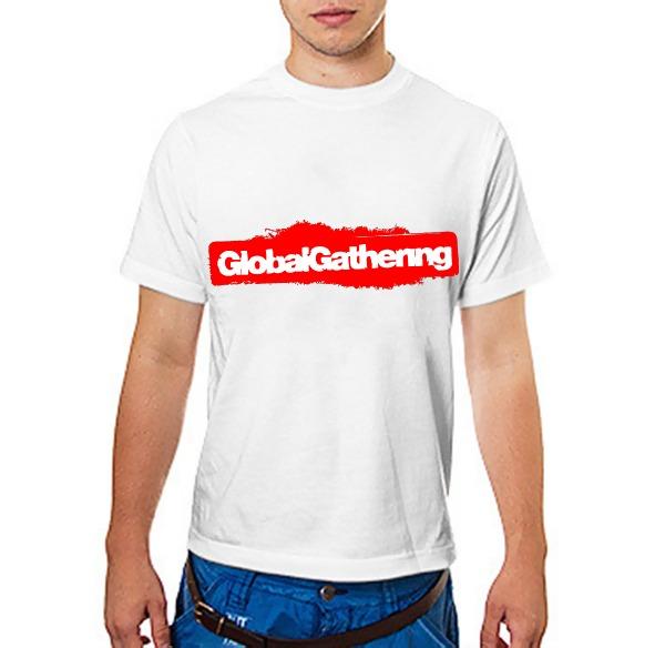 Футболка Global Gathering (9)