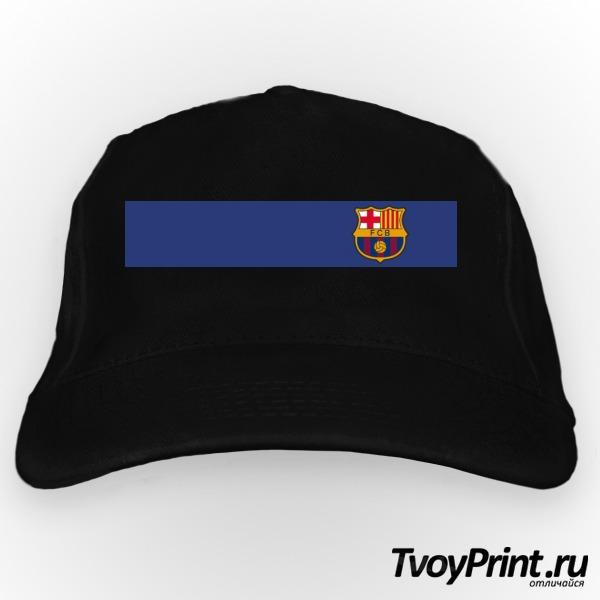Бейсболка Барселона форма