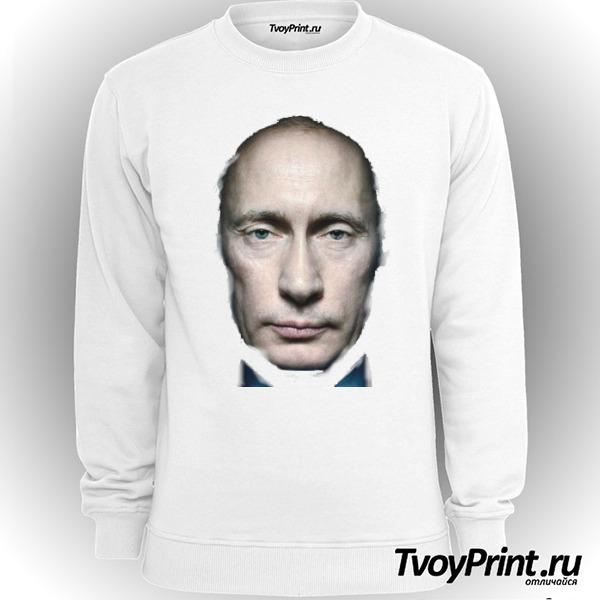 Свитшот с Путиным
