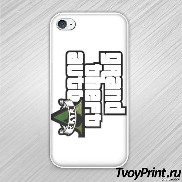 Чехол iPhone 4S Grand Theft Auto