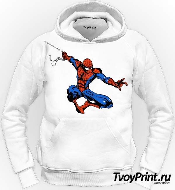 Толстовка Spiderman