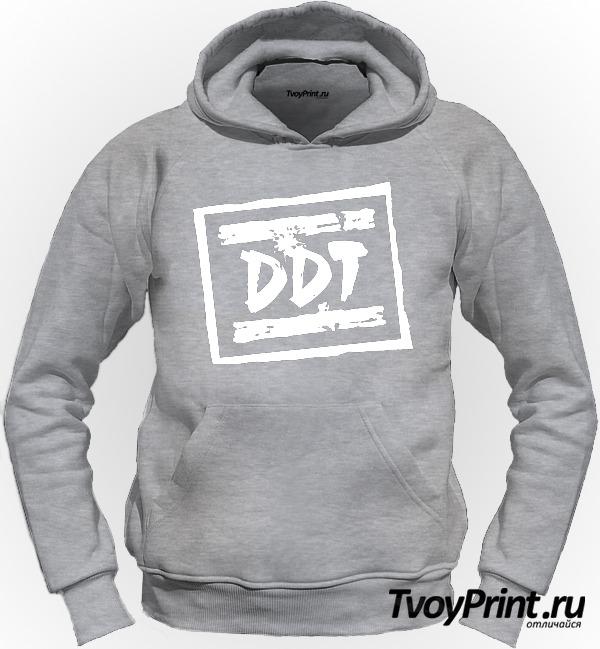 Толстовка Рок над Волгой (DDT)