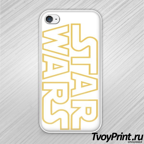 Чехол iPhone 4S STAR WARS