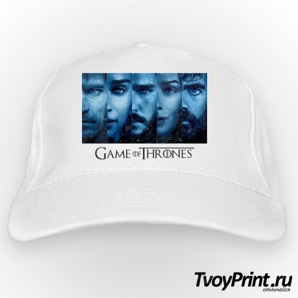 Бейсболка  Game of Thrones ( blue)