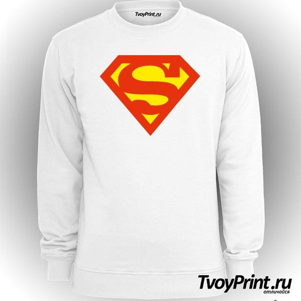 Свитшот SuperMan