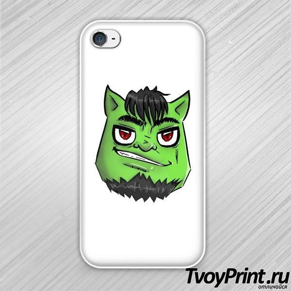 Чехол iPhone 4S Вольнов пранкер