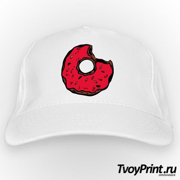 Бейсболка Пончик для Гомера