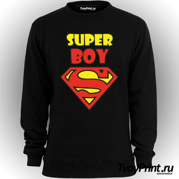 Свитшот Super boy