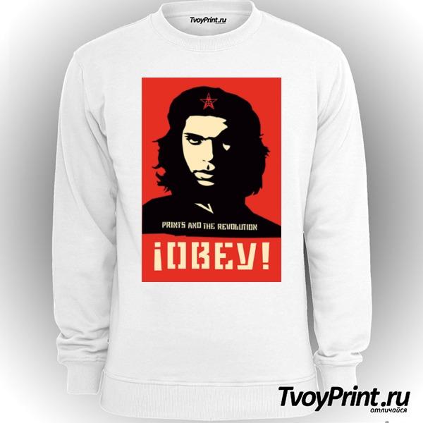 Свитшот Obey Che Guevara