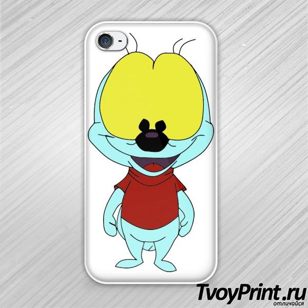 Чехол iPhone 4S Вжик