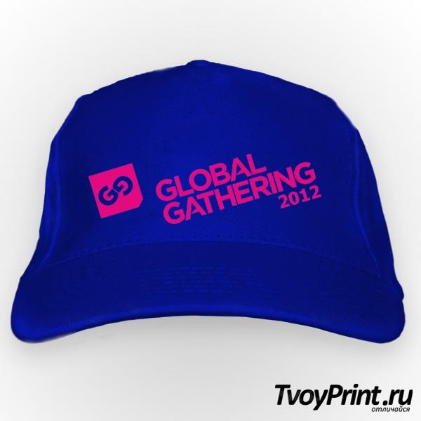 Бейсболка Global Gathering (4)