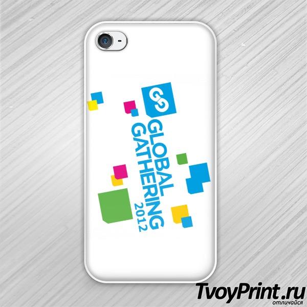 Чехол iPhone 4S Global Gathering (8)
