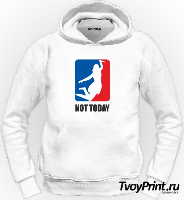 Толстовка no today (nba)