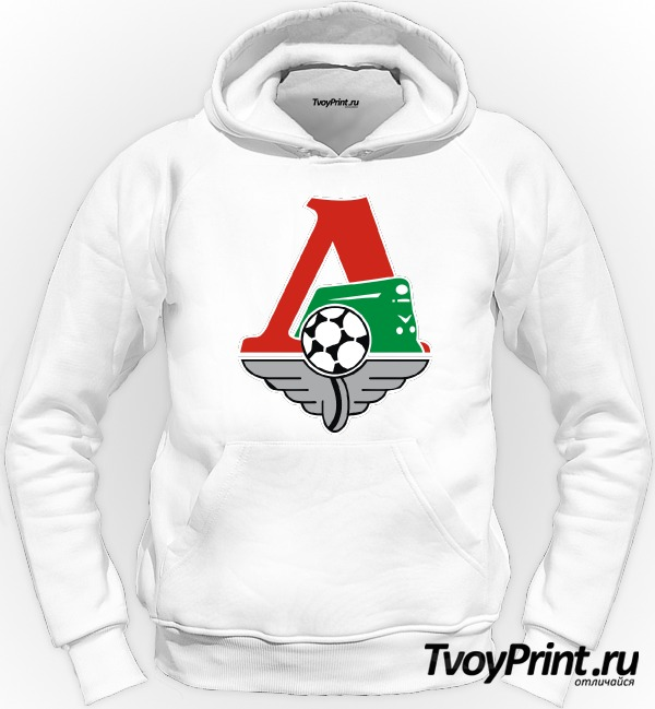Толстовка Локомотив (1)