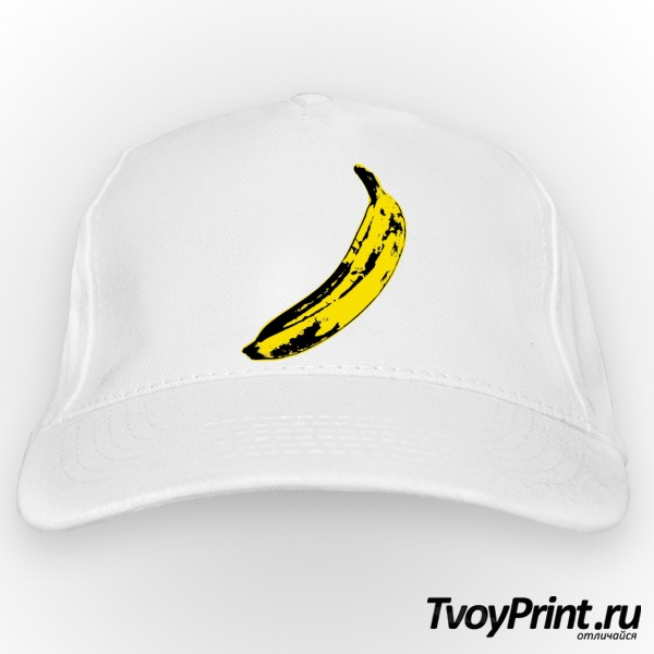 Бейсболка Andy Warhol Banana