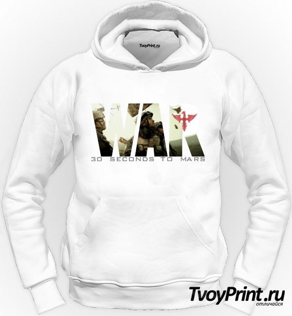 Толстовка 30 seconds to mars War