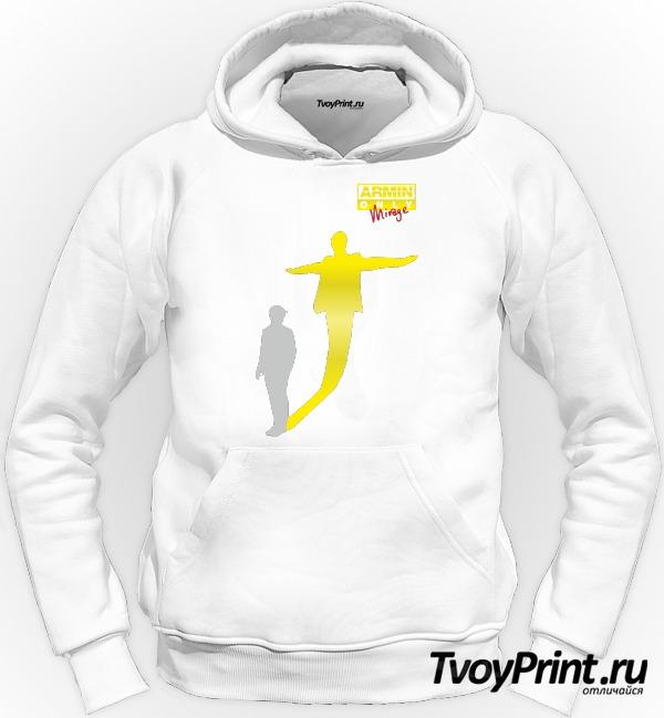 Толстовка Armin Van Buuren золото