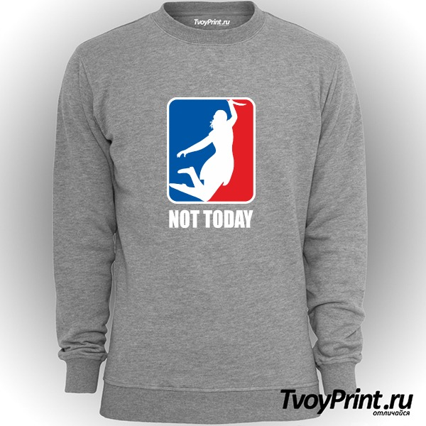 Свитшот no today (nba)