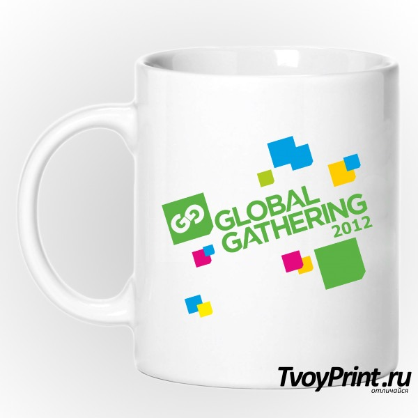 Кружка Global Gathering (7)