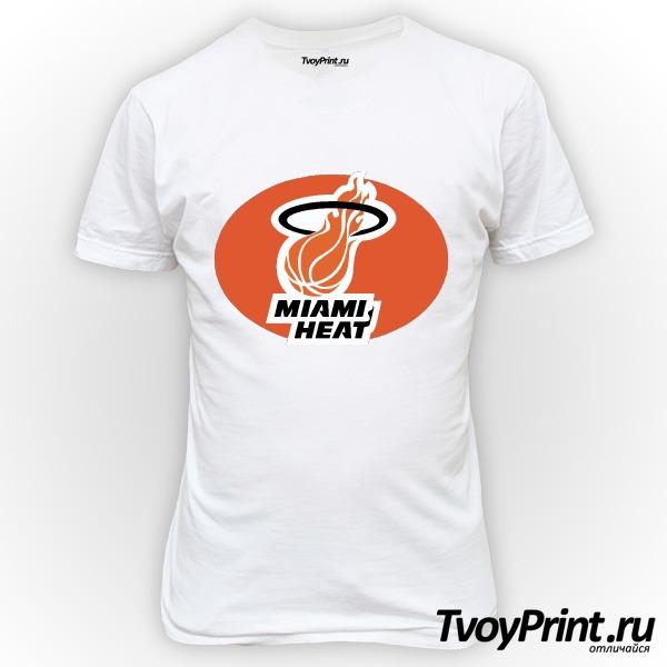 Футболка Miami Heat