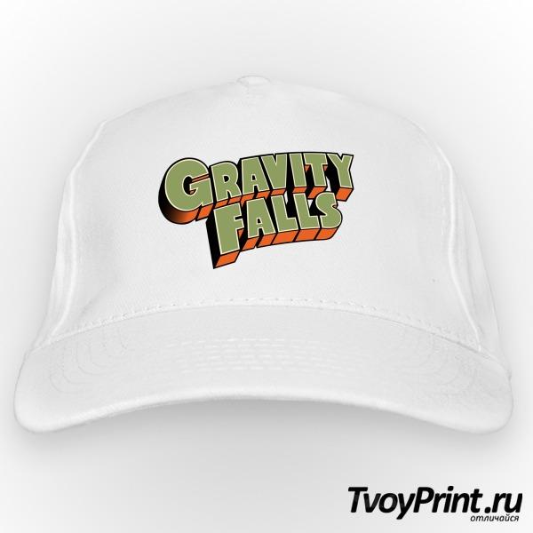 Бейсболка GRAVITY FALLS  (надпись)