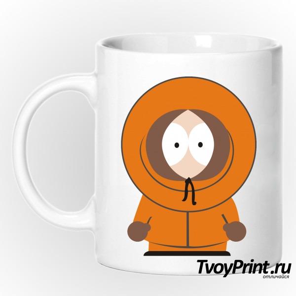 Кружка South Park Кенни