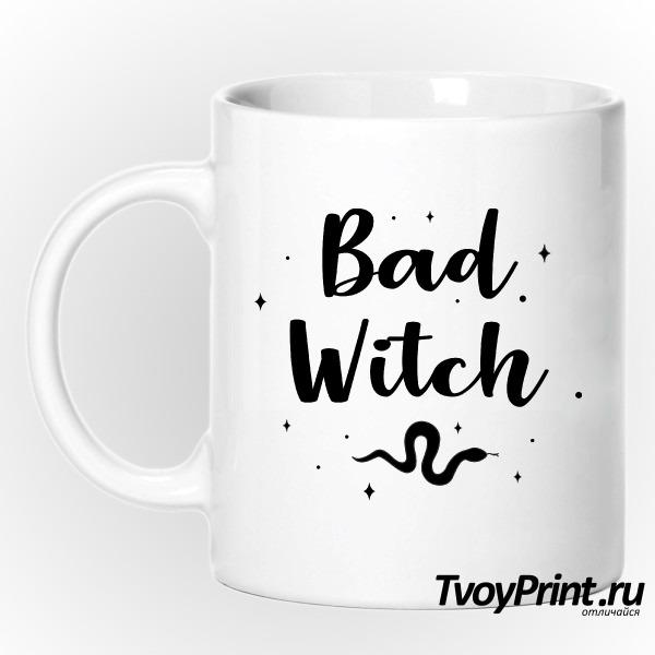 Кружка Bad witch