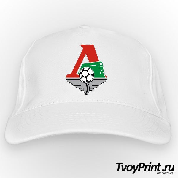 Бейсболка Локомотив (1)