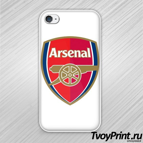 Чехол iPhone 4S Арсенал