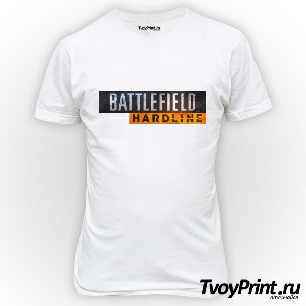 Футболка BATTLEFIELD hardline