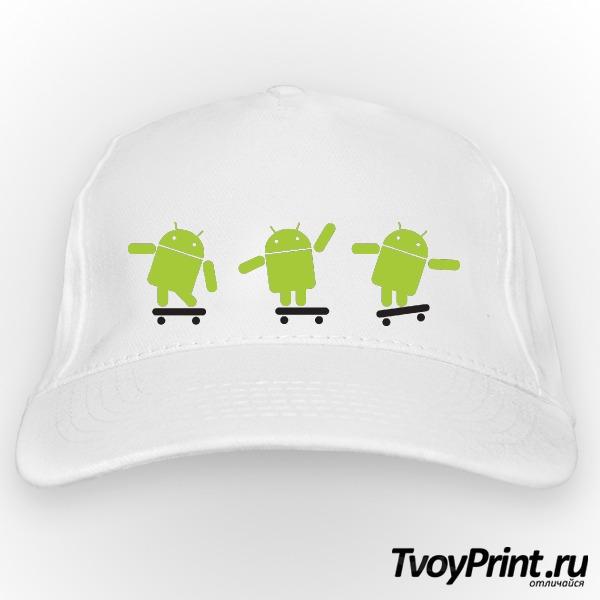 Бейсболка Android