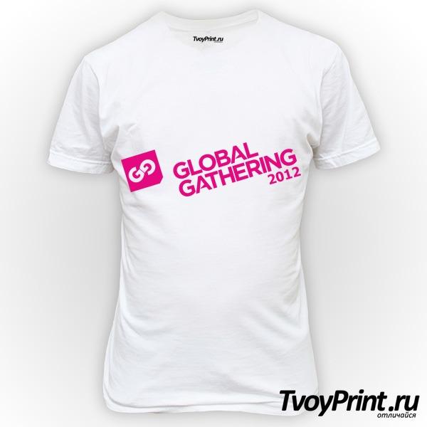 Футболка Global Gathering (4)