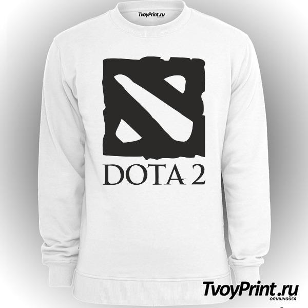 Свитшот Dota 2  лого