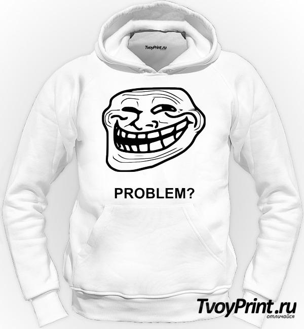 Толстовка Trollface