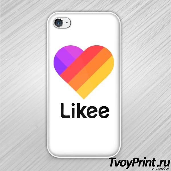 Чехол iPhone 4S like