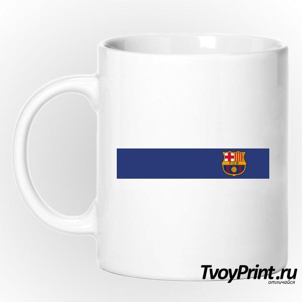 Кружка Барселона форма