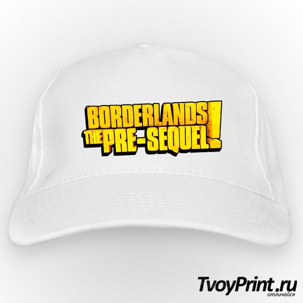 Бейсболка Borderlands The Pre-Sequel