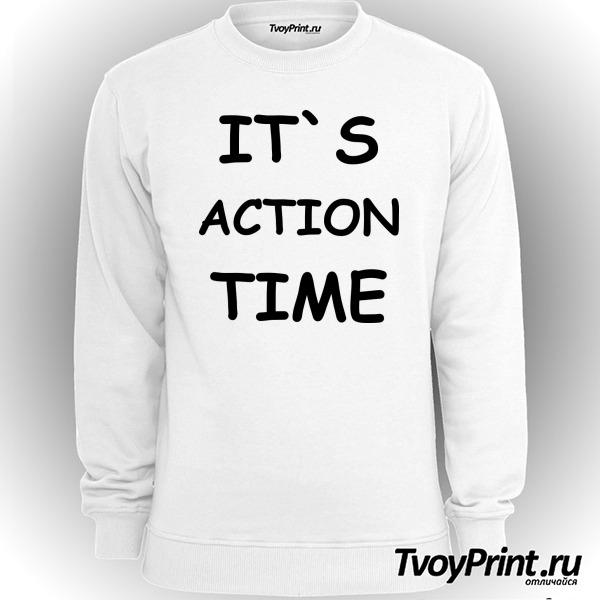 Свитшот Action Time