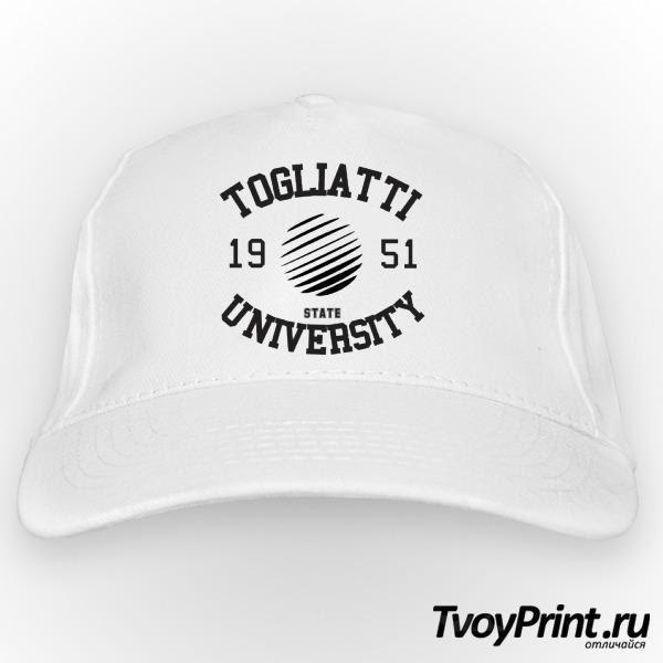 Бейсболка вуза Тольятти: ТГУ