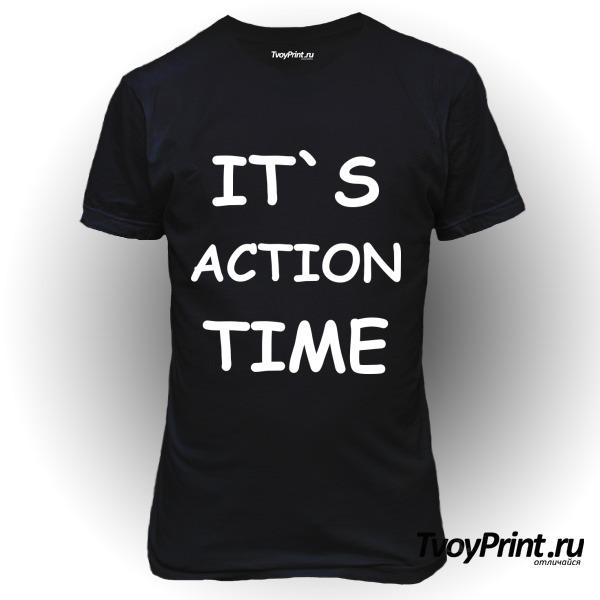 Футболка Action Time