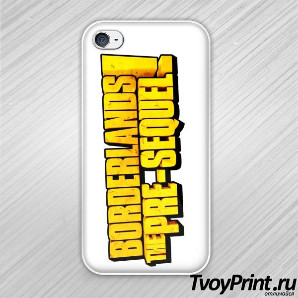 Чехол iPhone 4S Borderlands The Pre-Sequel