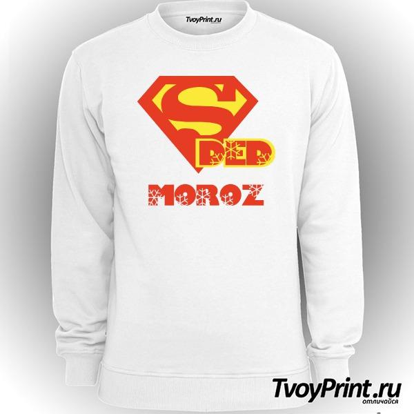 Свитшот Super Ded Moroz