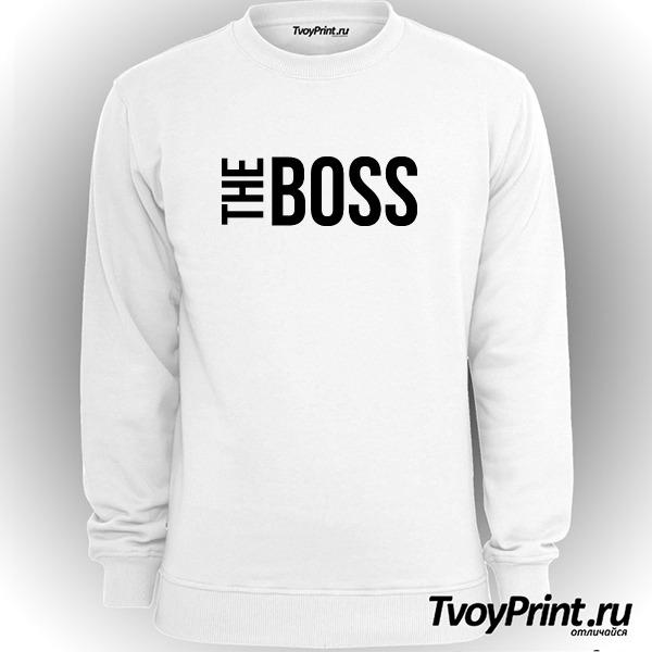 Свитшот the boss