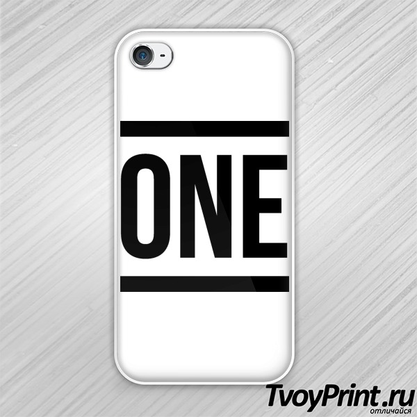 Чехол iPhone 4S one love 2